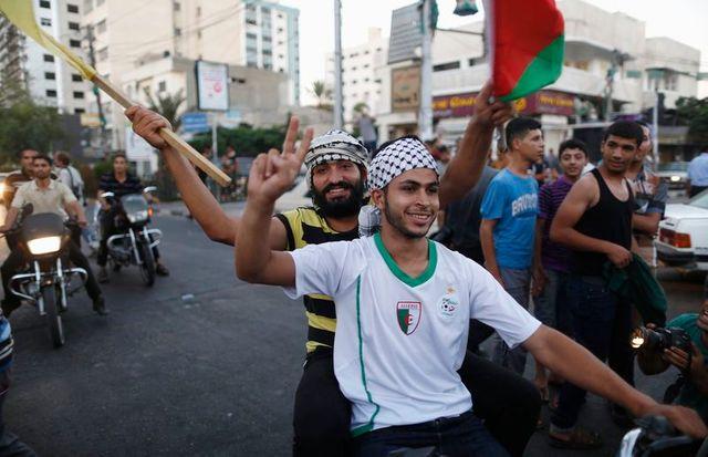 nouvelle trêve à gaza après des bombardements israéliens