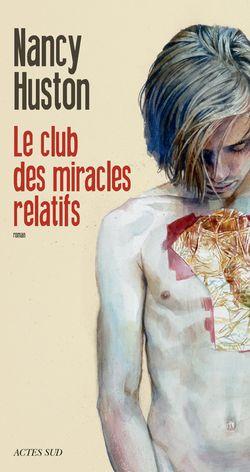 """Couverture """"Le club des miracles relatifs"""""""