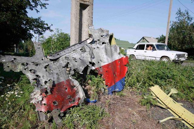 """pour les états-unis, vladimir poutine est """"coupable"""" de la destruction du boeing de malaysia airlines"""
