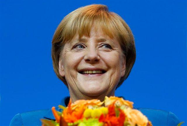 triomphe d'angela merkel et de la cdu aux élections allemandes