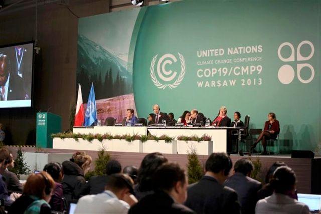 ouverture de la conférence sur le climat de varsovie