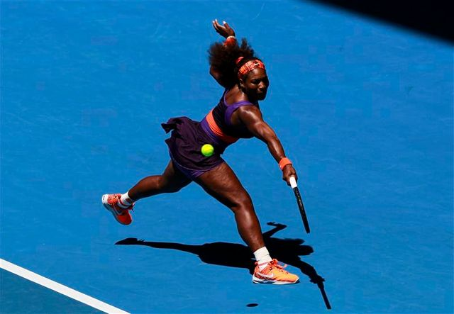 serena williams battue par sloane stephens à melbourne