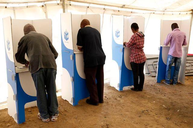 victoire de l'anc aux législatives en afrique du sud