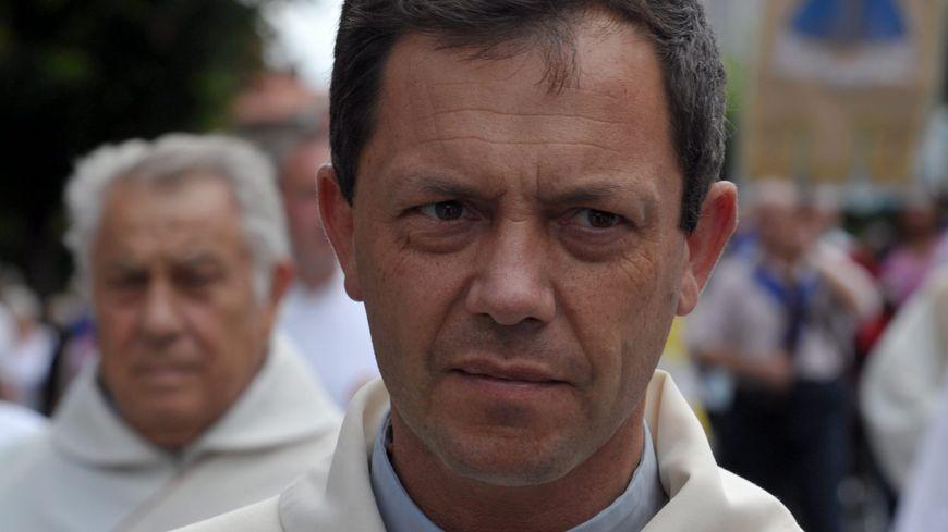 Le père Emmanuel Gobilliard nommé évêque auxiliaire de Lyon