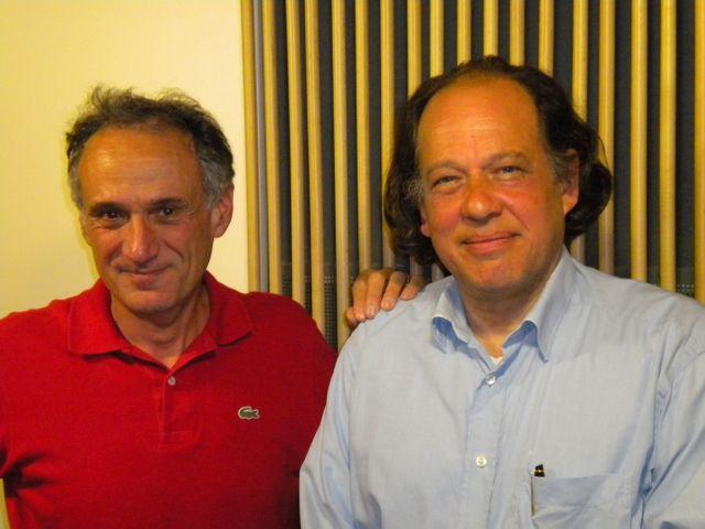 Denis Cheissoux et Jean-Claude Ameisen