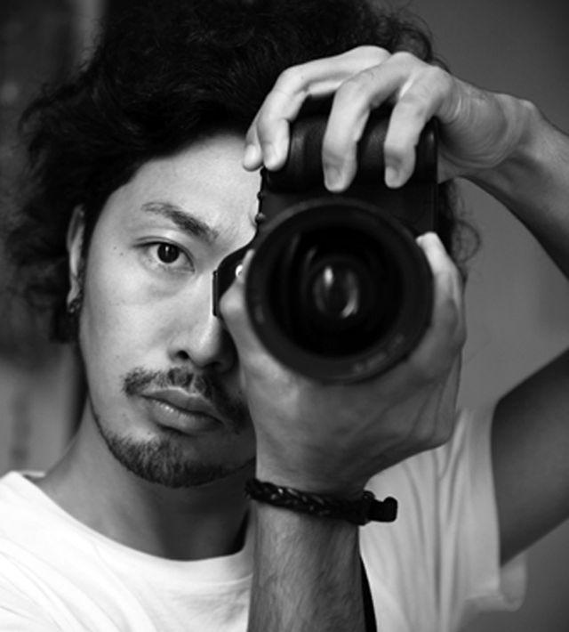 Kazuma Obara autoportrait