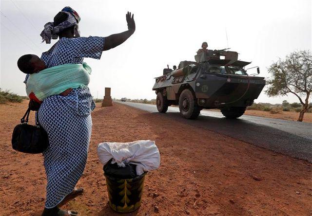 un contingent de la cédéao rejoint les forces françaises et maliennes