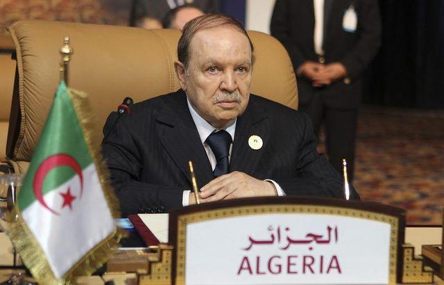 le président bouteflika candidat à un quatrième mandat