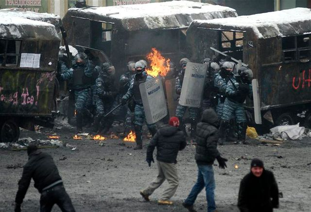 mince espoir de dialogue en ukraine