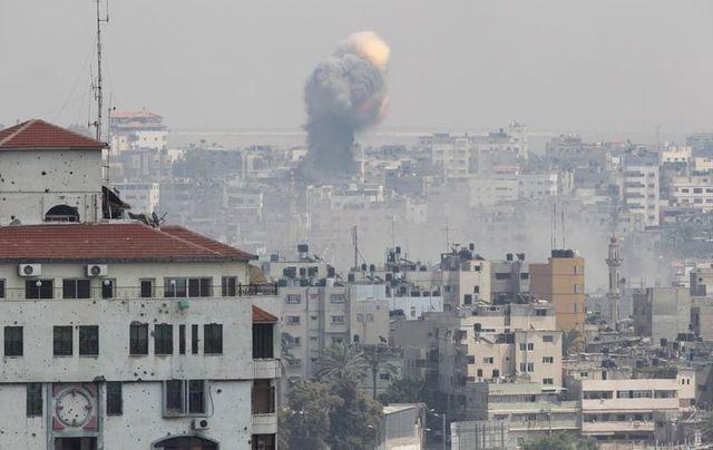 le bilan de l'offensive israélienne sur gaza dépasse 500 morts
