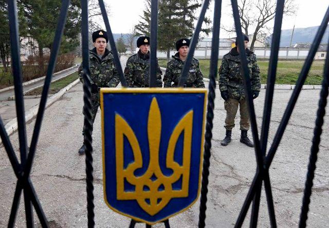 mobilisation des réservistes ukrainiens
