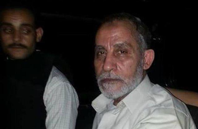 arrestation du chef des frères musulmans en egypte
