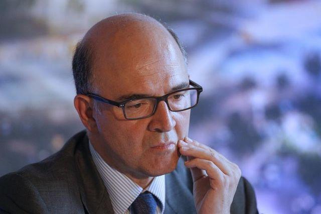 les prévisions de croissance de la france ne seront pas révisées, dit pierre moscovici