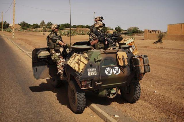 le soutien des français à l'intervention au mali s'érode selon un sondage