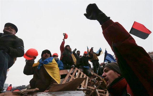 viktor ianoukovitch se dit ouvert au dialogue en ukraine