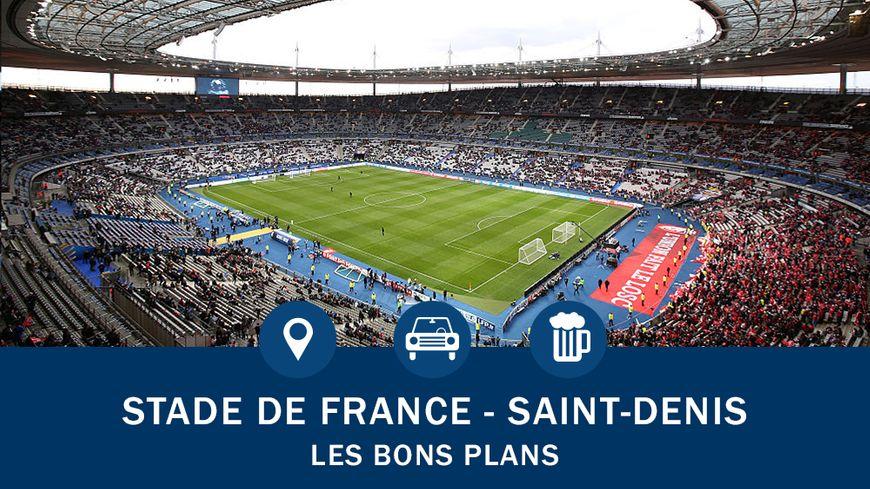 Euro 2016 le guide pratique du stade de france for Porte x stade de france