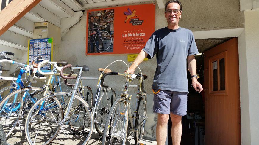La Bicicletta, à Bourg d'Oisans