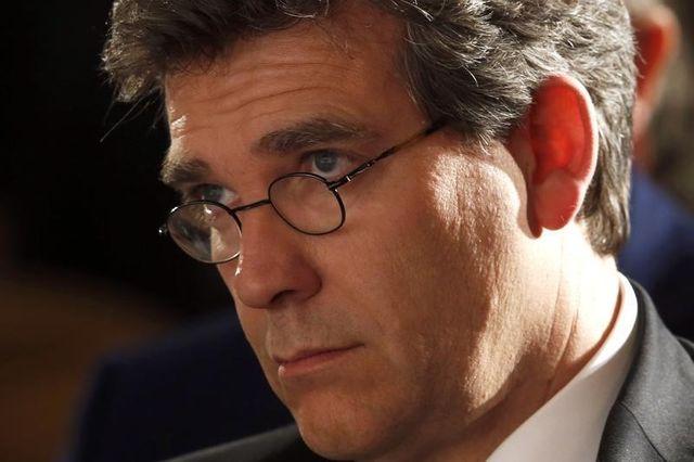 arnaud montebourg, ministre de l'économie