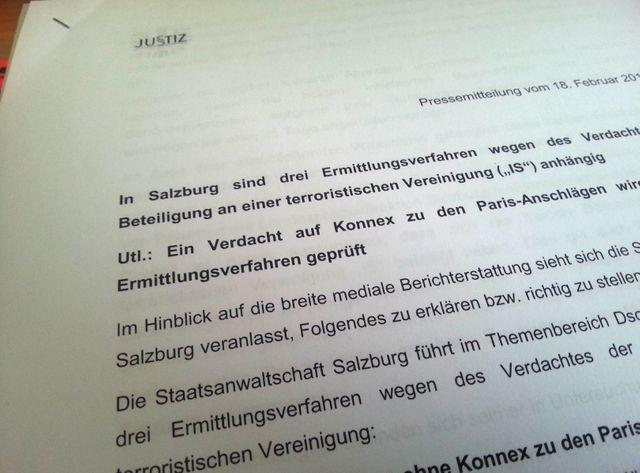 Les juges parisiens pourraient demander à l'Autriche de leur remettre les deux suspects