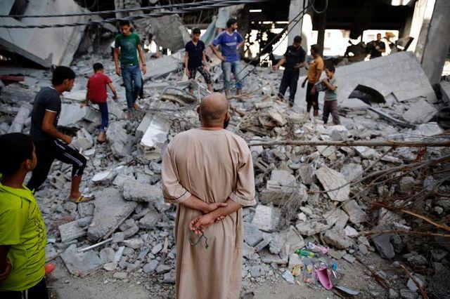 israël pense achever sous peu la destruction des tunnels à gaza
