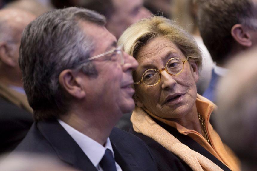 Isabelle Balkany a succédé à son mari à la présidence de la SEMARELP en 2014
