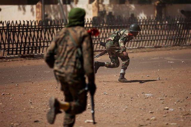 combats contre les djihadistes à gao
