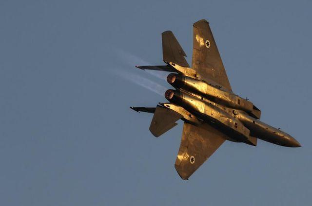 israël aurait de nouveau bombardé la syrie
