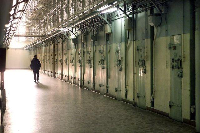 blocage des prisons par le personnel pénitentiaire
