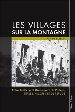 Les villages sur la montagne