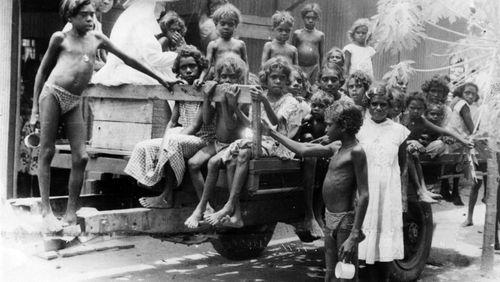 Épisode 2 : Stolen Generations: l'enlèvement des enfants métis en Australie