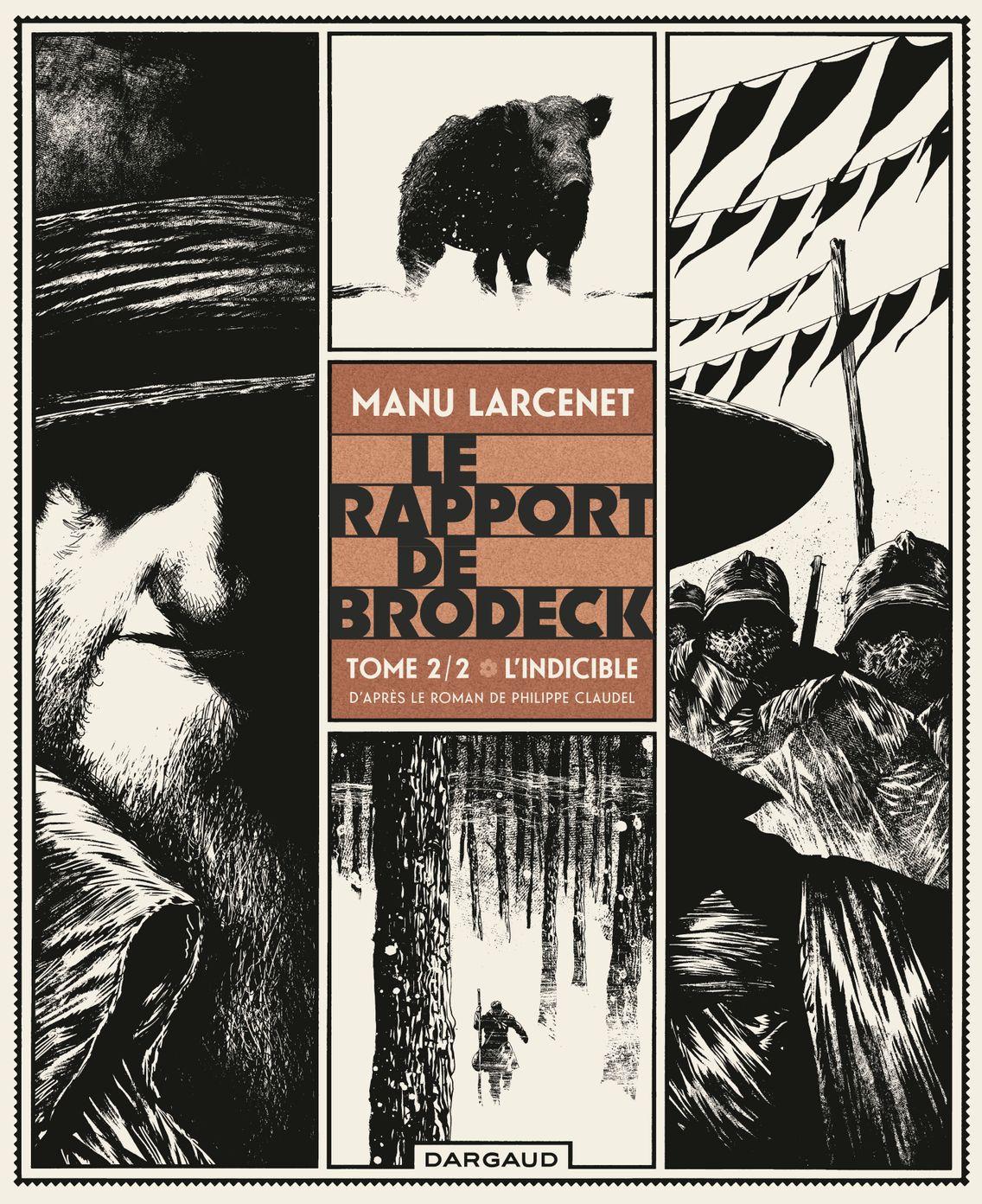 Le Rapport de Brodeck : sublime deuxième tome par Larcenet