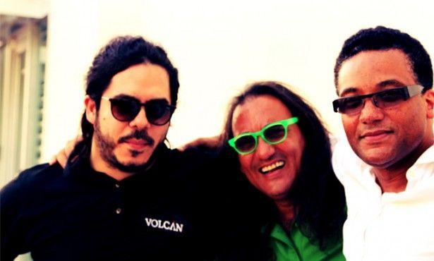 Volcan trio