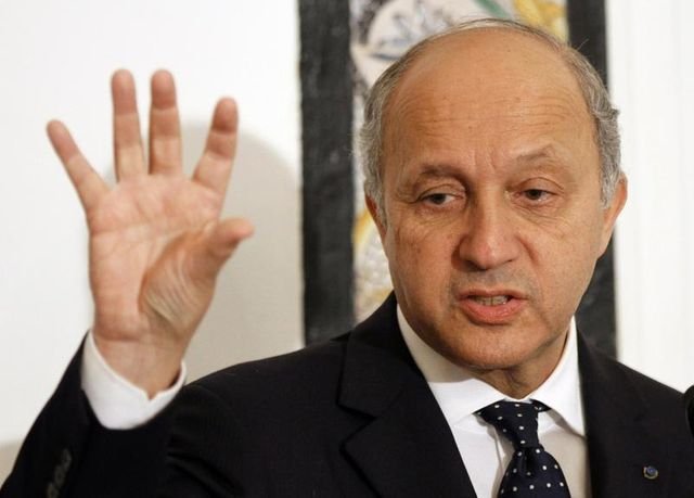 laurent fabius à bangui pour attirer l'attention sur la crise centrafricaine