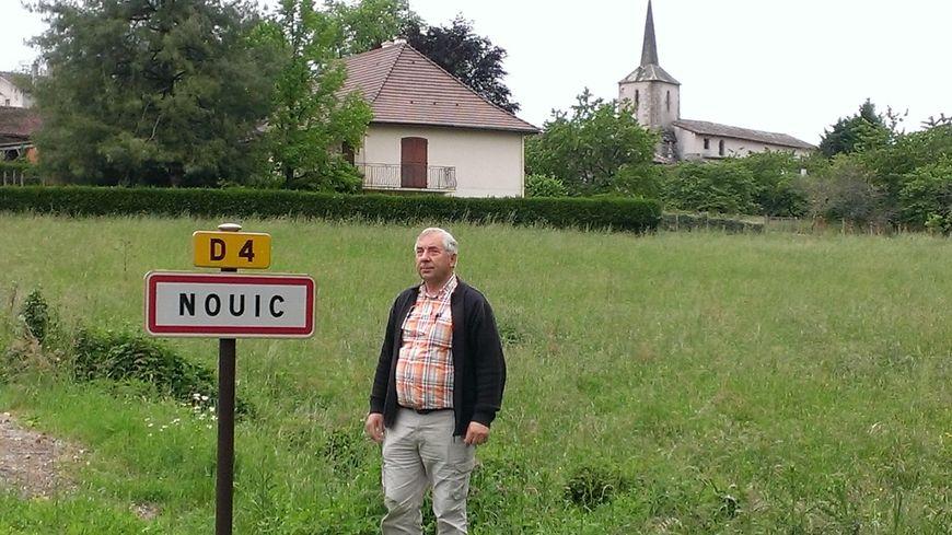 Le village de Nouic et son maire Serge kolchak