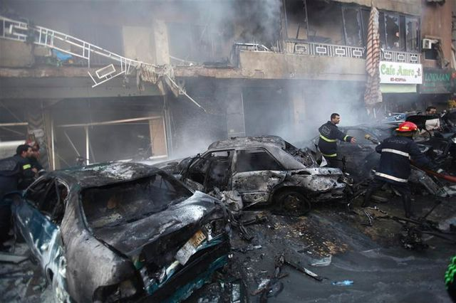 attentat suicide à beyrouth