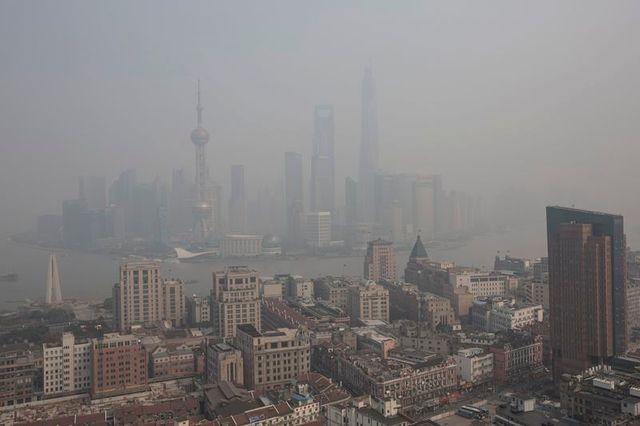 nouvelle loi en chine pour faire de l'environnement une priorité