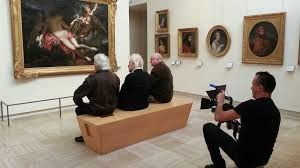 Le clip de la Belle enchantée a été tourné au Musée des Beaux Arts de Quimper