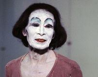 Le danseur et chorégraphe japonais Kazuo Ono