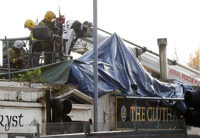 l'accident d'hélicoptère à glasgow a fait 8 morts
