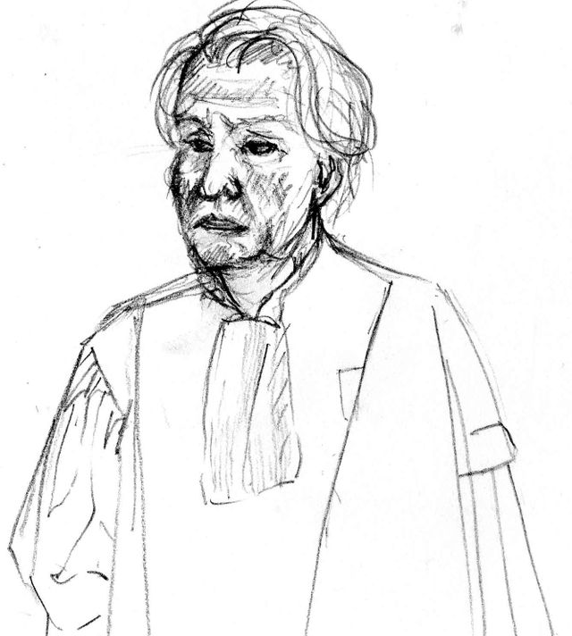 L'avocat général Luc Frémiot au procès de Fabienne Kabou