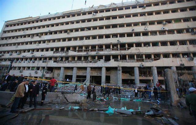 attentat meurtrier au caire