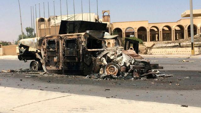 les insurgés sunnites irakiens gagnent du terrain