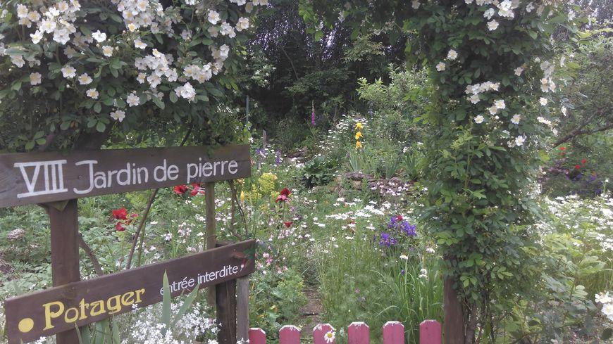Les Jardin de l'Aquarelle de Thierry Légume à Bouvancourt (Marne)