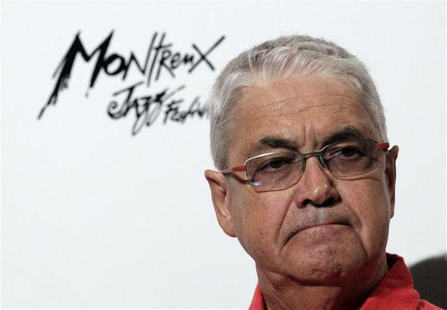 décès du fondateur du festival de jazz de montreux