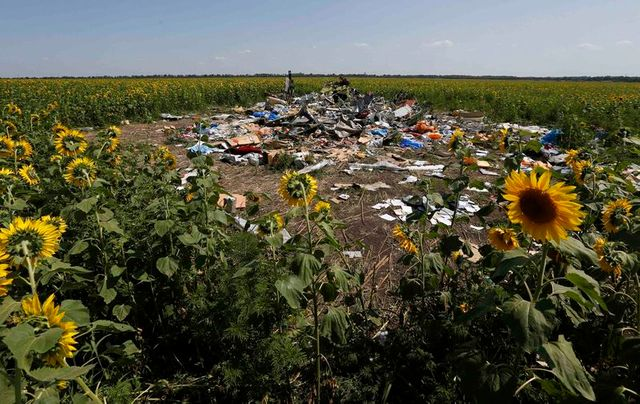les experts renoncent à se rendre sur le site du crash du vol mh17