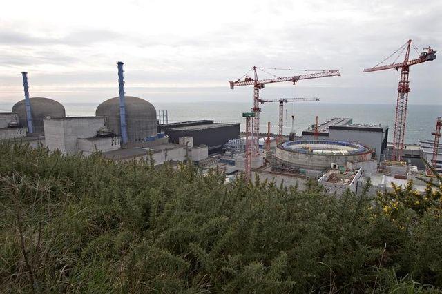 le nombre de centrales nucléaires en construction a atteint un record en 2013, selon l'aiea