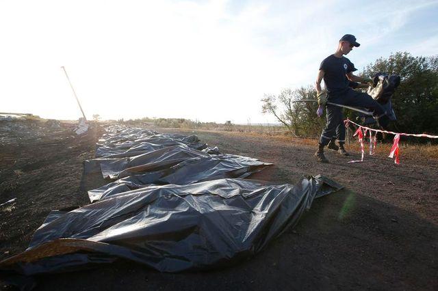 251 corps du vol de malysia airlines auraient été retrouvés en ukraine