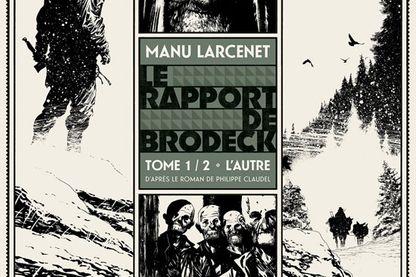 Le Rapport Brodeck, Manu Larcenet