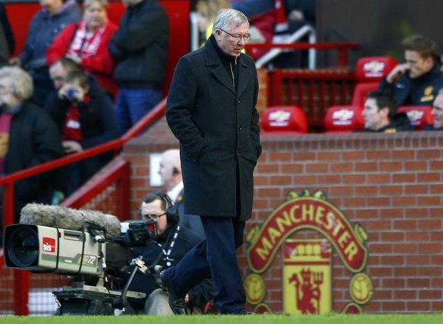 alex ferguson, manager emblématique de manchester united, va prendre sa retraite