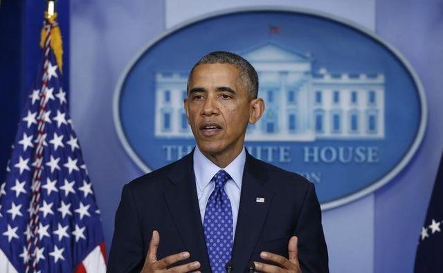 barack obama prêt à une action militaire ciblée en irak